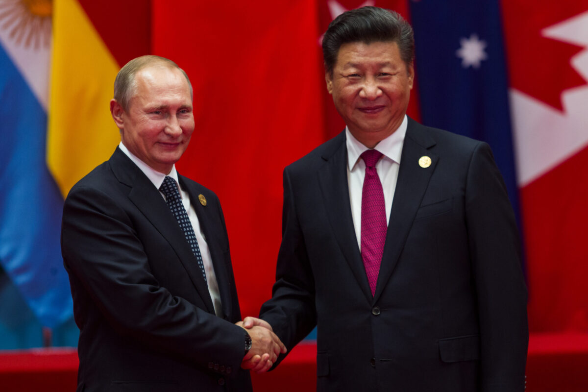 America continues to push China and Russia together at its own peril